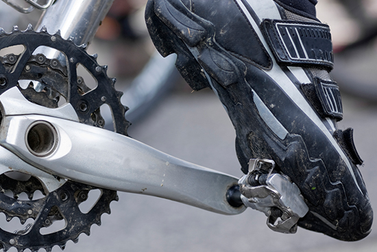 Bike Pedals- to clip or not to clip