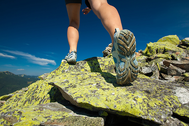 Hiking Boots vs. Trail Runners vs. Approach Shoes vs. Barefoot Shoes
