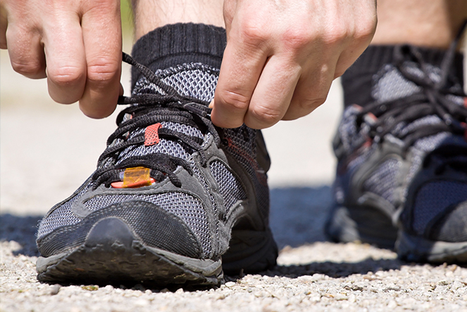 Hiking Boots vs. Trail Runners vs. Approach Shoes vs ...