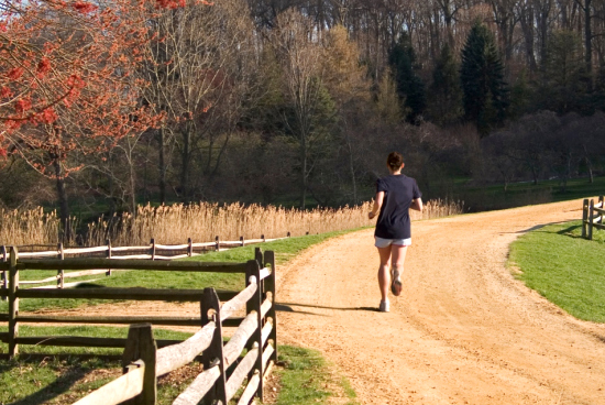 7 Things Runners Do On Long Runs (But Probably Won't Admit)