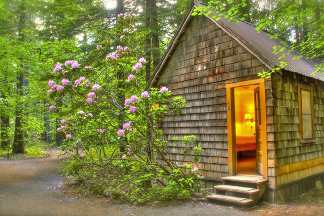 5 Outdoor Nature-Based Retreats in the U S